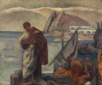 ovid in exile at hellespont