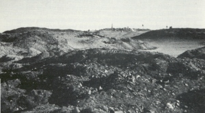 oxysite rubbish mounds at oxyrhynchus