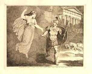 Creusa & Aeneas